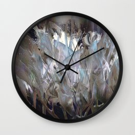 Fairy Dust V Wall Clock