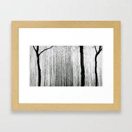 Paley Detail Framed Art Print