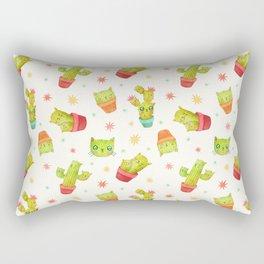 Catcus Rectangular Pillow