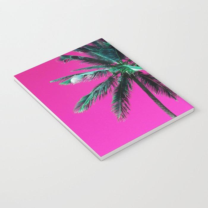 Palm Tree PR Notebook