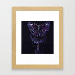 M55 Framed Art Print