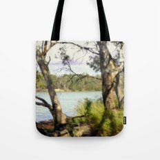 Australian Native Flora Tote Bag