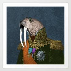 He is the Walrus Art Print