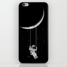 Moon Swing iPhone & iPod Skin