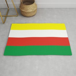 flag of Lubuskie or Lubusz Rug