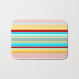 Stripes-024 Bath Mat