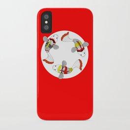 Koi / Japanese fish  iPhone Case
