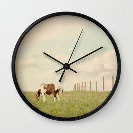 Idyllic  Wall Clock