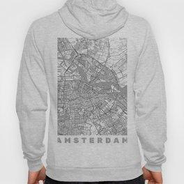 Amsterdam Map Line Hoody