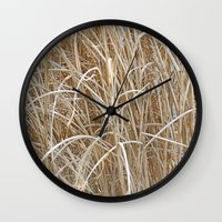 bows Wall Clocks featuring Bows by Motif Mondial