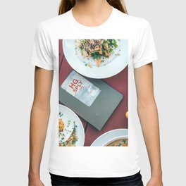 Beautiful Food by Nate Johnston T-shirt