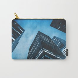 new york city building Carry-All Pouch