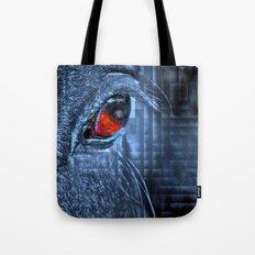 Horse vision Tote Bag