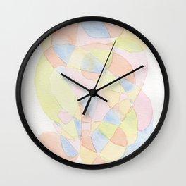 Abstract-n°1 Wall Clock