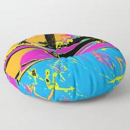 High-Flyin' Scooter Champ Floor Pillow