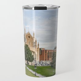 El Prado Museum. Madrid Travel Mug