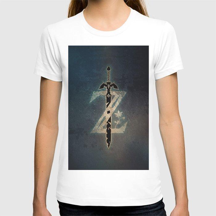 A Warrior symbol T-shirt
