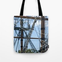 pirates Tote Bags featuring Pirates! by NL Designs