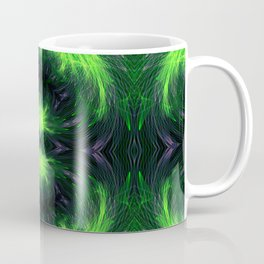 Psychedelic geometry pattern (Acid session vol.1) Coffee Mug