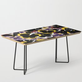 Pansy Love Coffee Table