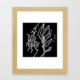 Kelp Forest Framed Art Print