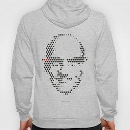 Foucault in Dots Hoody