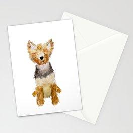 Yorkie Stationery Cards