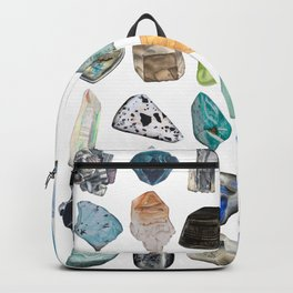Illuminated Structure: Mineral Party 2 Backpack
