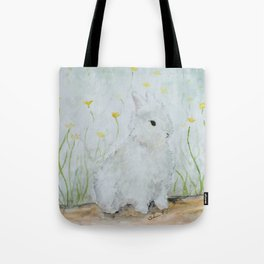Eleanor on Easter Tote Bag