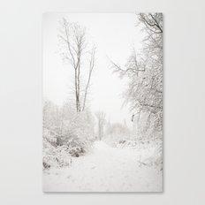 Joyeuses Fêtes! Canvas Print