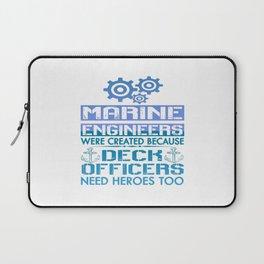 MARINE ENGINEERS Laptop Sleeve
