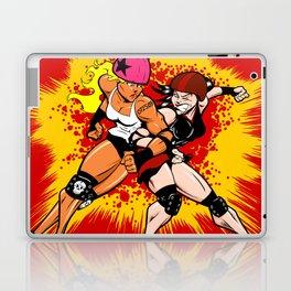 Derby Crackle Laptop & iPad Skin