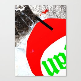 Appler Canvas Print