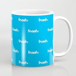Fresh Stencil Logo Coffee Mug