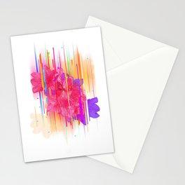 Birthday Bouquet (for Mikki) Stationery Cards