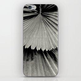 Tropical leaves 2 iPhone Skin