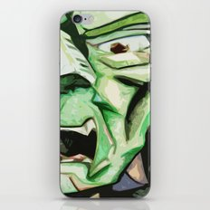 Hulk Abstract iPhone & iPod Skin