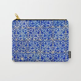 azulejos wall Carry-All Pouch