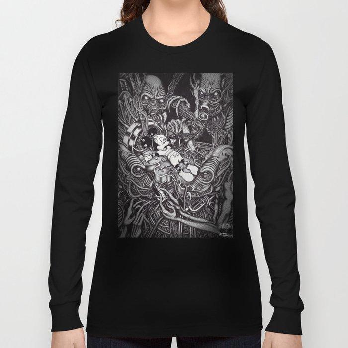 Alien Abduction - The Mouse Long Sleeve T-shirt