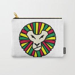 Lion Rastafari Carry-All Pouch