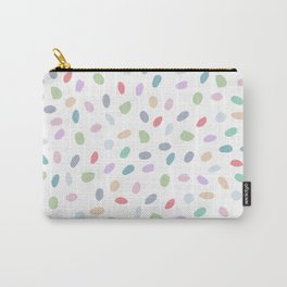 raindrops pattern Carry-All Pouch
