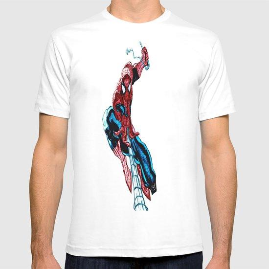 Spider_man T-shirt
