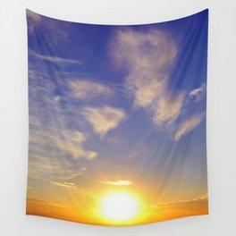 Cailfornia Sunset Wall Tapestry