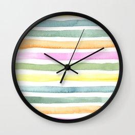 Colorfulness Wall Clock