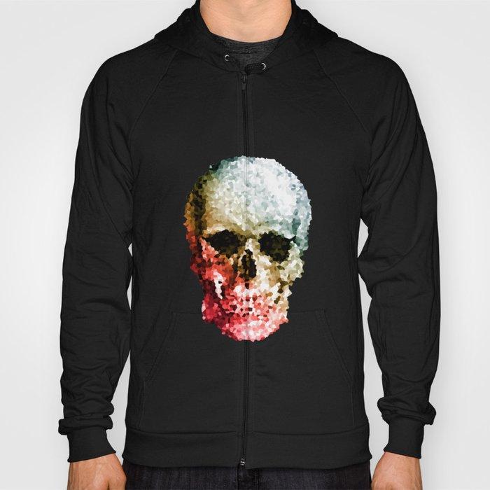Skull Coloride Hoody