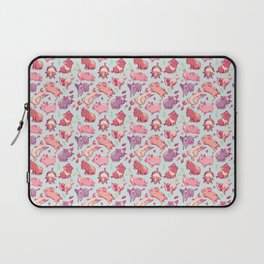 Piggy Pattern Laptop Sleeve