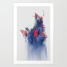 BRU-14/WIP-009 Art Print