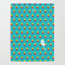 014 OWLY space travel Poster