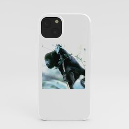Howler Monkey in Costa Rica iPhone Case