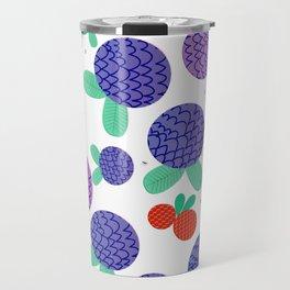 Berry Picking in Finland Travel Mug